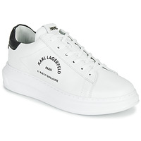 Scarpe Uomo Sneakers basse Karl Lagerfeld KAPRI MAISON KARL LACE Bianco