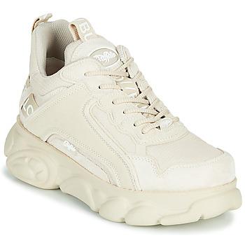Scarpe Donna Sneakers basse Buffalo CHAI Crema