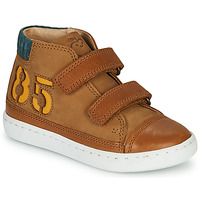 Scarpe Bambino Sneakers alte Shoo Pom PLAY ALPHA Marrone