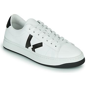 Scarpe Donna Sneakers basse Kenzo K LOGO Bianco