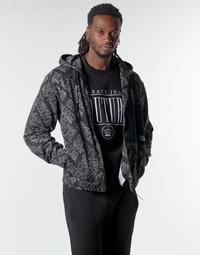 Abbigliamento Uomo Felpe Versace Jeans Couture B7GZB707 Nero
