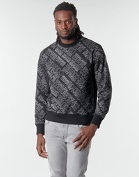 Abbigliamento Uomo Felpe Versace Jeans Couture B7GZB7F5 Nero