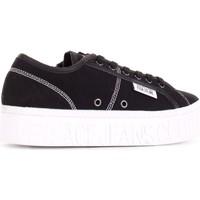 Scarpe Uomo Sneakers basse Versace E0YVBSD4-71540 Nero