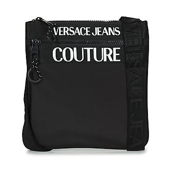 Borse Uomo Pochette / Borselli Versace Jeans Couture YZAB6A Nero