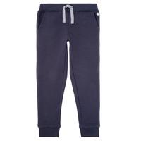 Abbigliamento Bambino Pantaloni da tuta Petit Bateau LOMINIKO Marine
