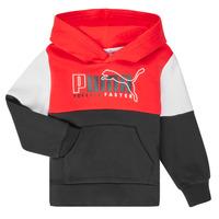 Abbigliamento Bambino Felpe Puma ALPHA HOODY Multicolore