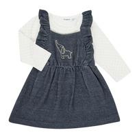Abbigliamento Bambina Completo Noukie's Z050379 Marine