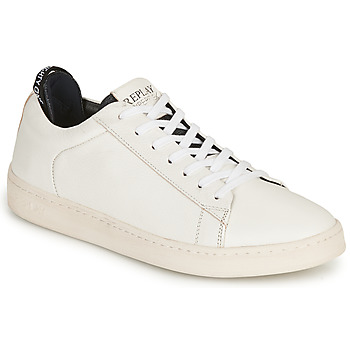 Scarpe Uomo Sneakers basse Replay BLOG ERIK Bianco