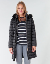 Abbigliamento Donna Piumini Geox BETTANIE Nero