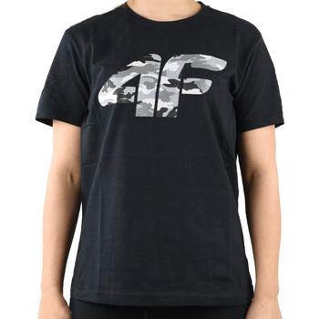 Abbigliamento Bambino T-shirt maniche corte 4F Boy's T-shirt HJL20-JTSM003-20S