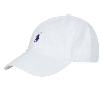 Accessori Uomo Cappellini Polo Ralph Lauren COTTON CHINO SPORT CAP Bianco