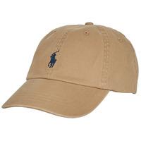 Accessori Uomo Cappellini Polo Ralph Lauren COTTON CHINO SPORT CAP Beige