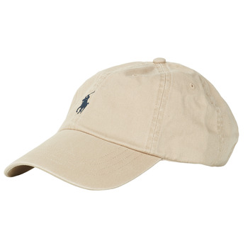 Accessori Uomo Cappellini Polo Ralph Lauren COTTON CHINO SPORT CAP Beige