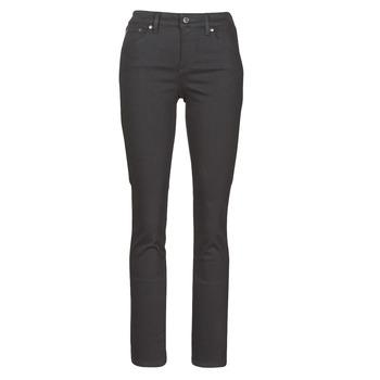 Abbigliamento Donna Jeans dritti Lauren Ralph Lauren PRM STRAIGHT Nero
