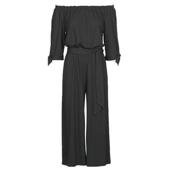 Abbigliamento Donna Tuta jumpsuit / Salopette Lauren Ralph Lauren VANDRIN Nero