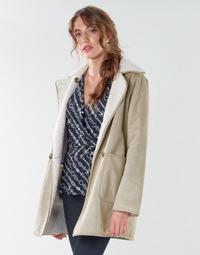 Abbigliamento Donna Cappotti Lauren Ralph Lauren RVRSBL FXSH-COAT Camel