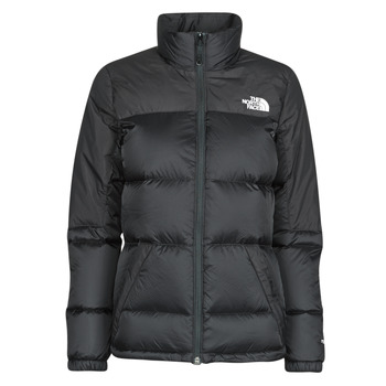 Abbigliamento Donna Piumini The North Face W DIABLO DOWN JACKET Nero