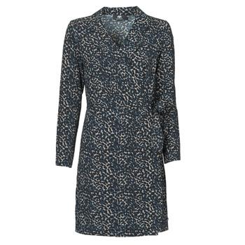 Abbigliamento Donna Abiti corti Le Temps des Cerises LEANE Blu