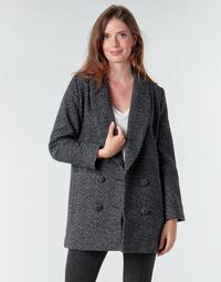 Abbigliamento Donna Cappotti Le Temps des Cerises DILAN1 Nero