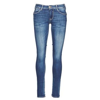 Abbigliamento Donna Jeans slim Le Temps des Cerises PULP Blu