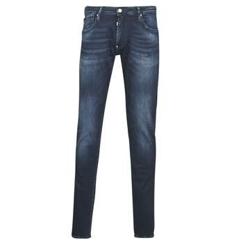 Abbigliamento Uomo Jeans slim Le Temps des Cerises 711 JOGGB Blu