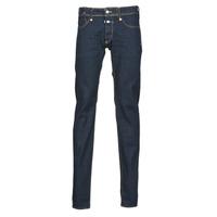 Abbigliamento Uomo Jeans slim Le Temps des Cerises 711 APA Blu