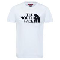 Abbigliamento Bambino T-shirt maniche corte The North Face EASY TEE Bianco