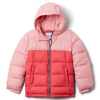 Abbigliamento Bambina Piumini Columbia PIKE LAKE JACKET Rosa