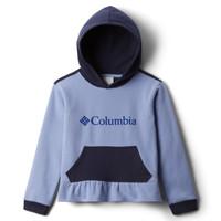 Abbigliamento Bambina Felpe Columbia COLUMBIA PARK HOODIE Blu