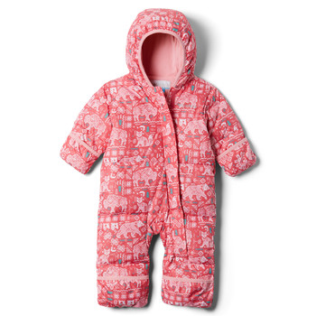Abbigliamento Bambina Piumini Columbia SNUGGLY BUNNY Rosa