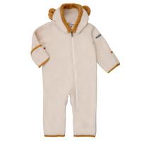 Abbigliamento Unisex bambino Tuta jumpsuit / Salopette Columbia TINY BEAR Bianco