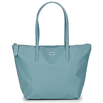 Borse Donna Tote bag / Borsa shopping Lacoste L.12.12 CONCEPT S Blu