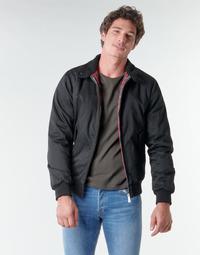 Abbigliamento Uomo Giubbotti Harrington SINATRA Nero