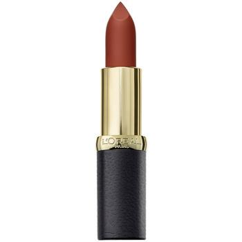 Bellezza Donna Rossetti L'oréal Color Riche Matte Lips 655-copper Clutch 1 u