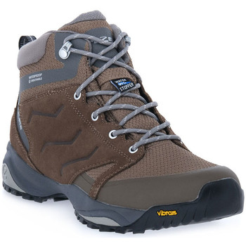 Scarpe Uomo Trekking Trezeta CARRIE WP BROWN Marrone
