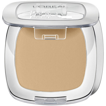 Bellezza Donna Blush & cipria L'oréal Accord Parfait Polvo Fundente 3d/3w-golden Beige 9 Gr 9 g