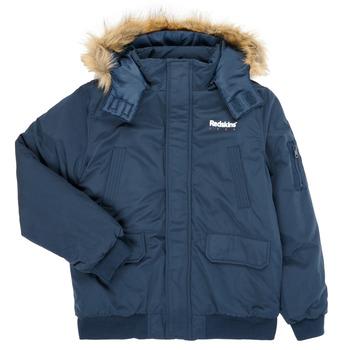 Abbigliamento Bambino Giubbotti Redskins JKT-480400 Marine