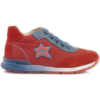 Scarpe Bambino Sneakers basse Falcotto Sneakers Bambino Oscar Rosso rosso