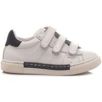 Scarpe Unisex bambino Sneakers basse Ciao Sneakers Bassa Bambini Bianco 2657 bianco, blu