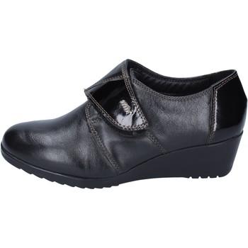 Scarpe Donna Mocassini Adriana Del Nista sneakers pelle nero