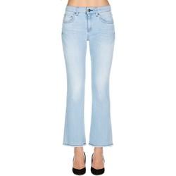 Abbigliamento Donna Pantaloni Kaos Denim MP6BL025 Multicolore