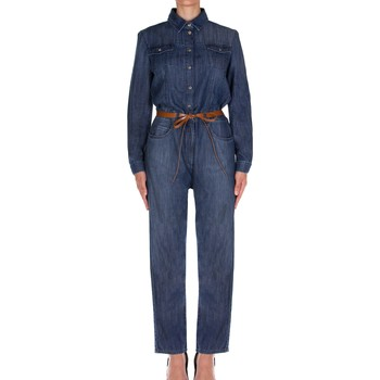 Abbigliamento Donna Tuta jumpsuit / Salopette Kaos Denim MP6NA005 Multicolore