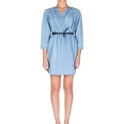 Abbigliamento Donna Abiti corti Kaos Denim MP6DC003 Multicolore