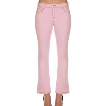 Abbigliamento Donna Pantaloni Kaos Jeans MPJDP017 Multicolore