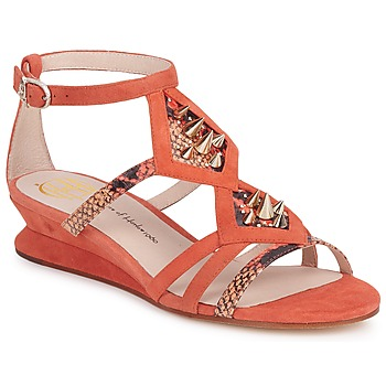Scarpe Donna Sandali House of Harlow 1960 CELINEY Corail