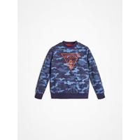 Abbigliamento Bambino Felpe Guess L0YQ01-K82T0-PC74 Blu