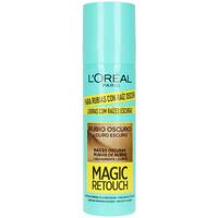 Bellezza Tinta L'oréal Magic Retouch 7,3-rubio Oscuro Raiz Oscura Spray 75 ml