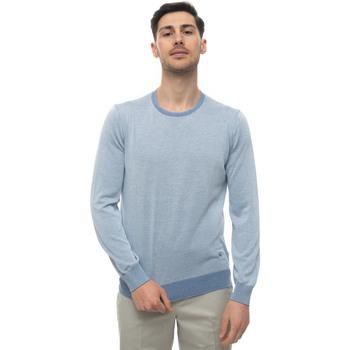 Abbigliamento Uomo Maglioni Fay NMMC1402240-RTH0260 Blu
