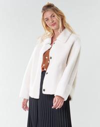 Abbigliamento Donna Giubbotti Oakwood HELEN Crema