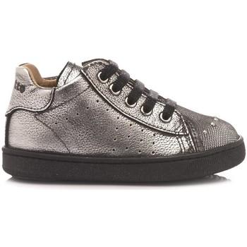 Scarpe Bambina Sneakers basse Falcotto Sneakers Bambina Stone Acciaio acciaio